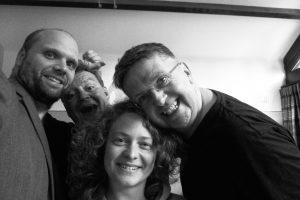 The Four Baritones - In Concert
