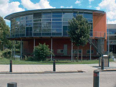 Piet Mondriaan gebouw Abcoude